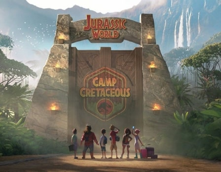 دانلود سریال Jurassic World Camp Cretaceous