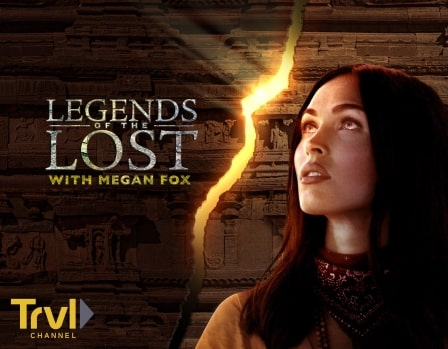دانلود سریال Legends Of The Lost With Megan Fox