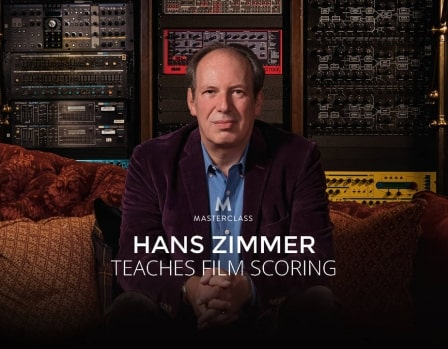 دانلود سریال Masterclass Hans Zimmer Teaches Film Scoring