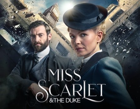 دانلود سریال Miss.Scarlet.And.The.Duke