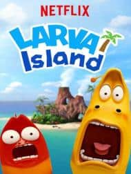 دانلود فیلم The Larva Island Movie 2020
